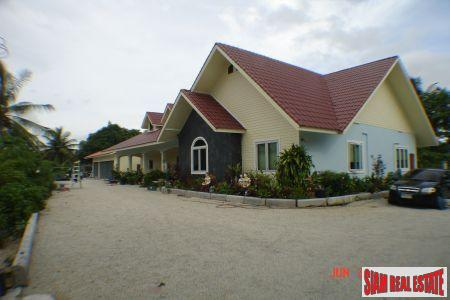 New Home Built Only 19 Months Ago - Banglamung, North Pattaya, Pattaya