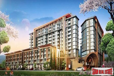 New Condominium Development Due For Completion 2016 - Sriracha