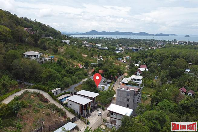 720sqm area of land in Rawai with great potential