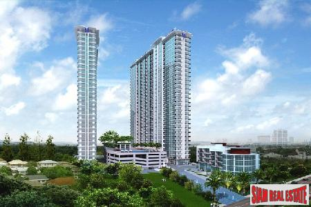 Studio Apartment Going For A Song In A Top Location - Jomtien